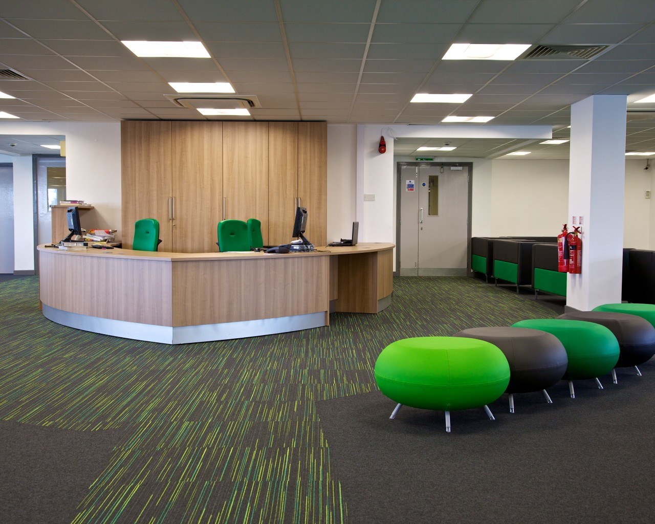 Office interior design consultancy bolton manchester for Office design news