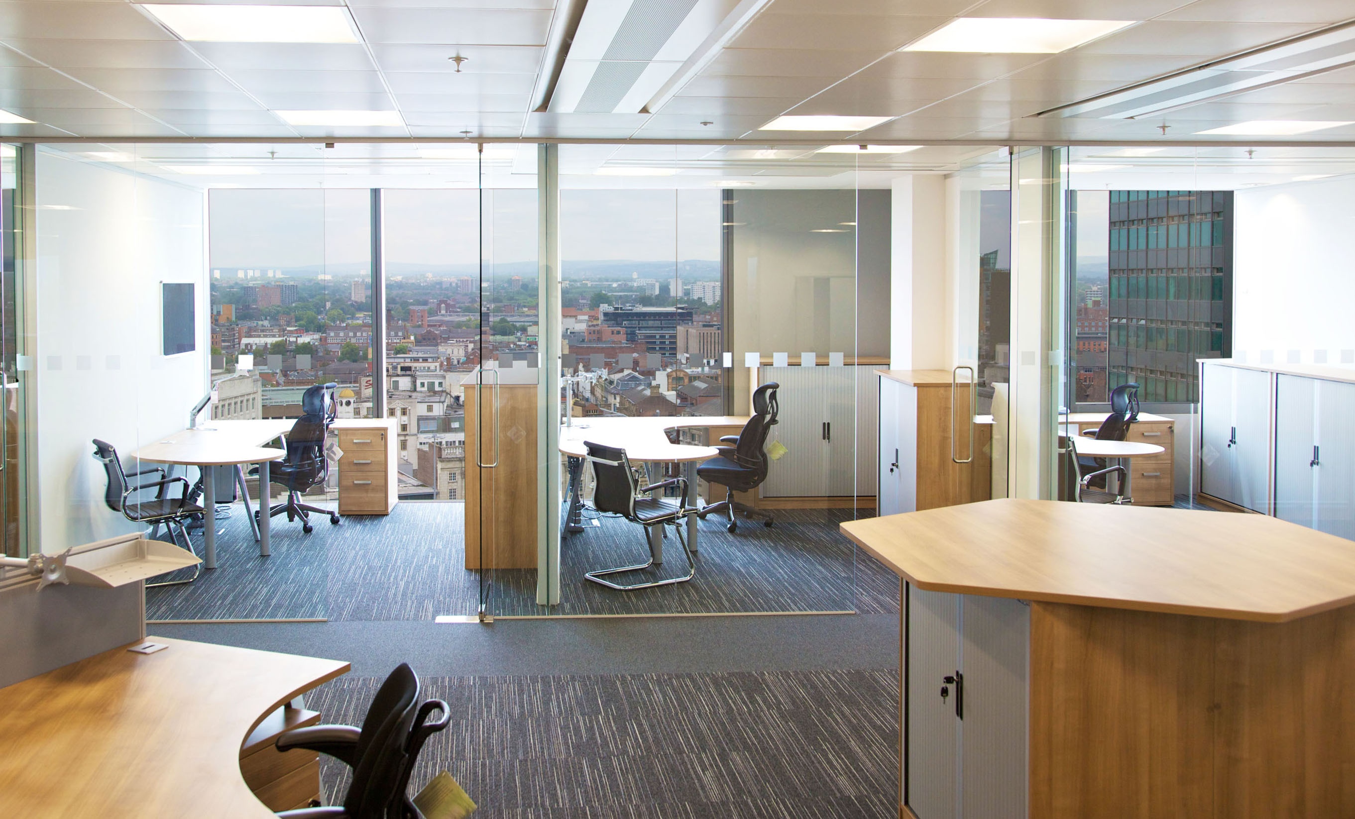 Office space planning design bolton manchester cheshire for Bureau gallery manchester