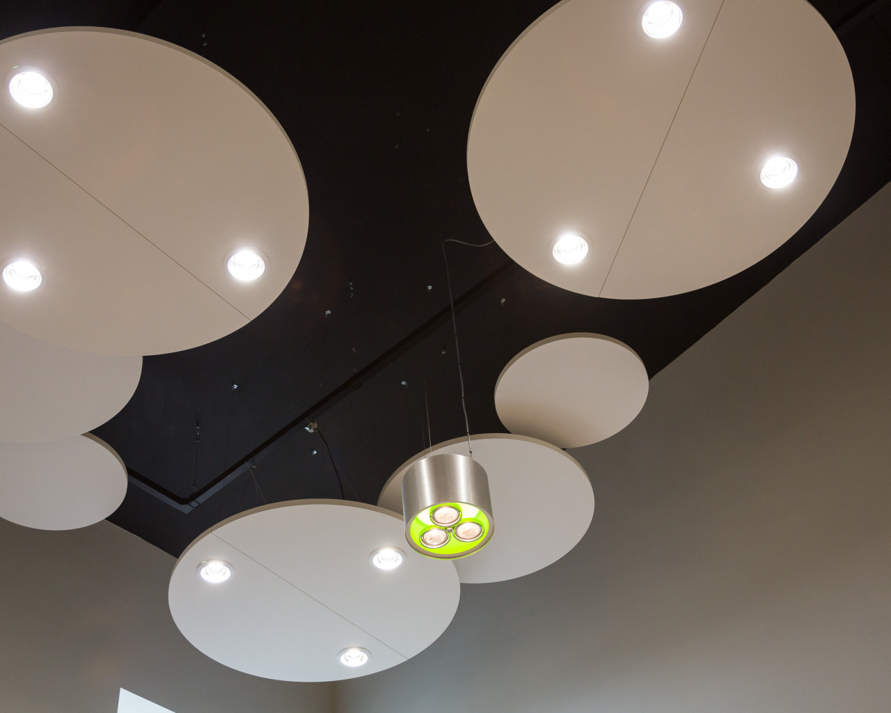 Office ceilings, Office ceiling design, Bolton, Manchester, Cheshire, Lancashire, Liverpool, Leeds, UK