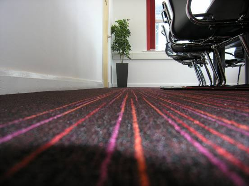 Modern office design, Office flooring and walls, Bolton, Manchester, Cheshire, Lancashire,