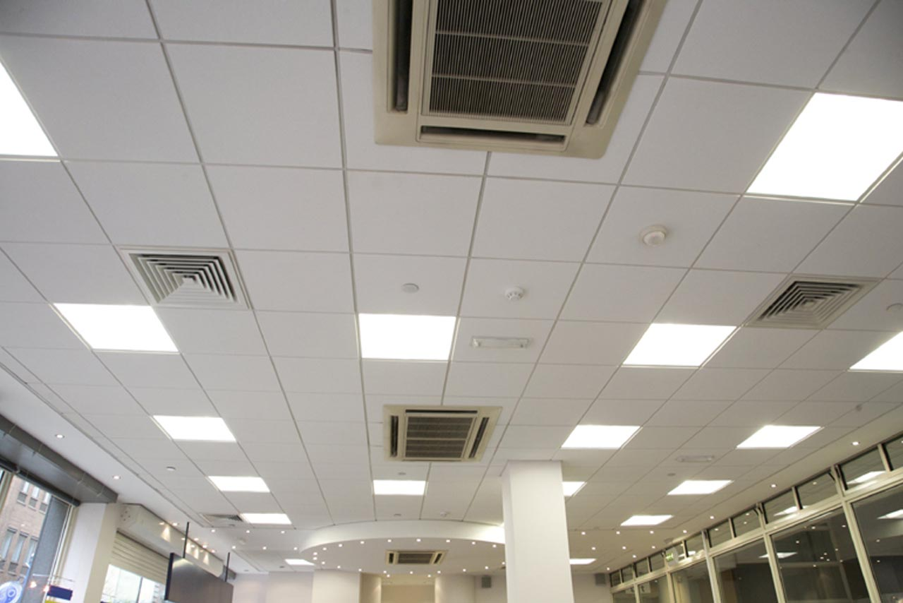 Heating and ventilation systems air conditioning system for Office ventilation design