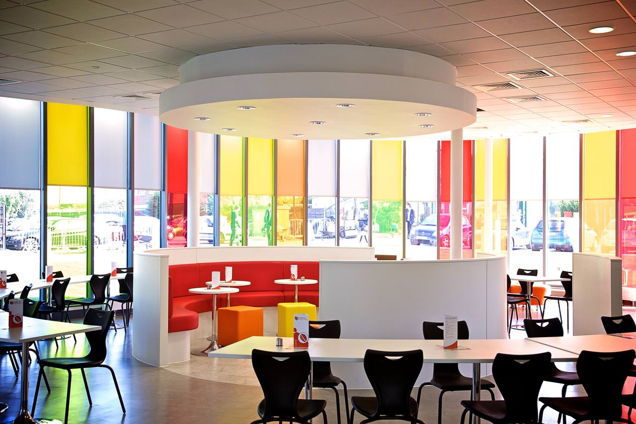 Corporate office interior design bolton manchester for Corporate office decorating ideas pictures