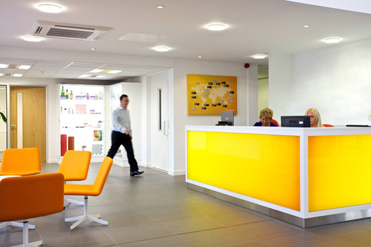 Reception desks bolton manchester cheshire lancashire for Bureau reception
