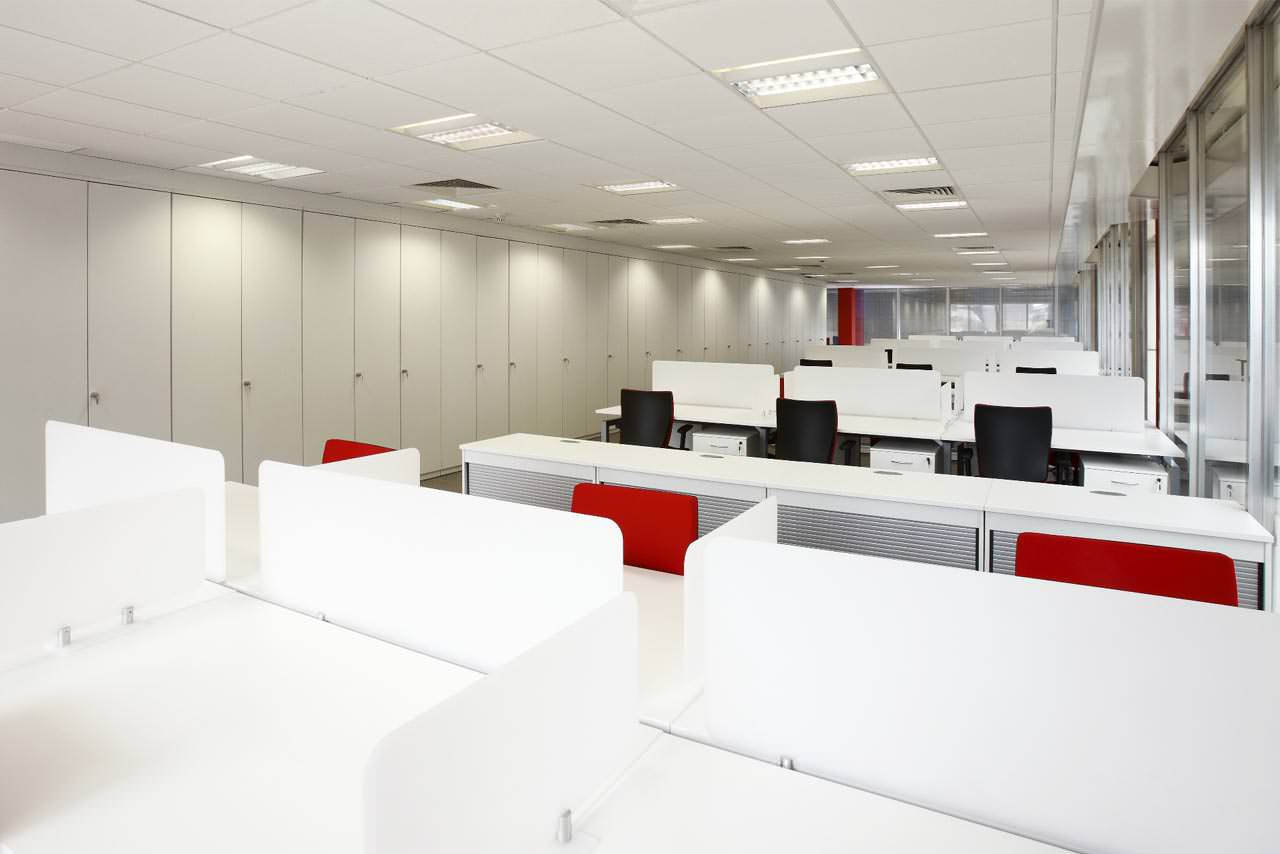 Office fitout services bolton manchester cheshire for Office fit out