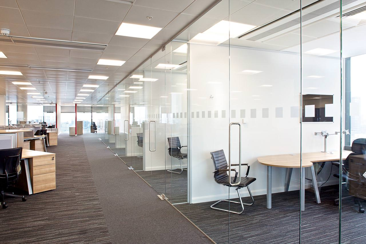 Office fit out birmingham stoke stafford wolverhampton for Office refurbishment