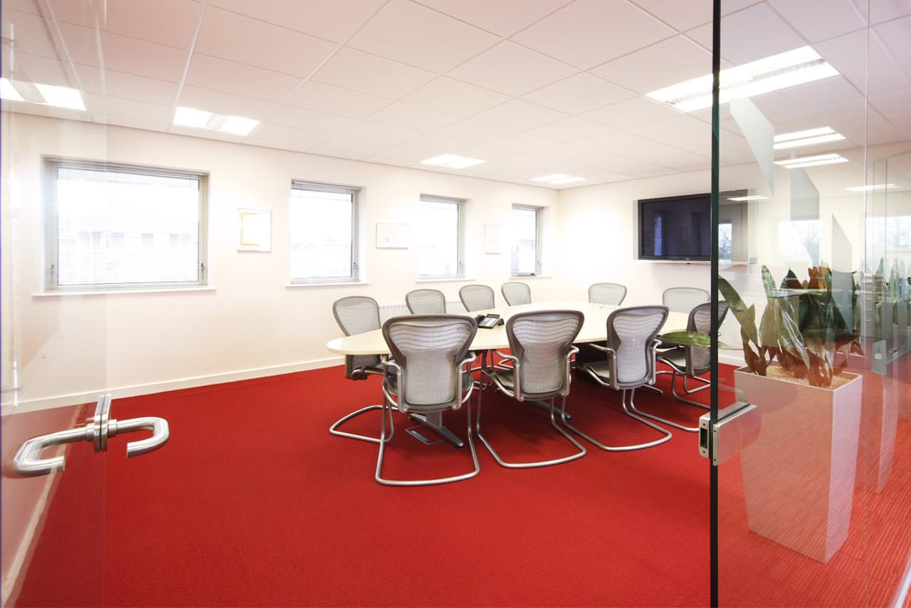 Glass office partition, Bolton, Manchester, Leeds, Liverpool, Cheshire