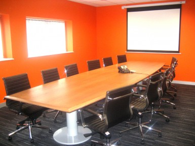 Vtl automotive benefits from modern office interior for Office design yorkshire