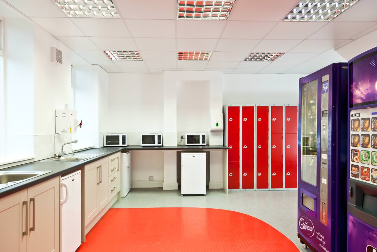 Commercial office refurbishments, Bolton, Manchester, Leeds