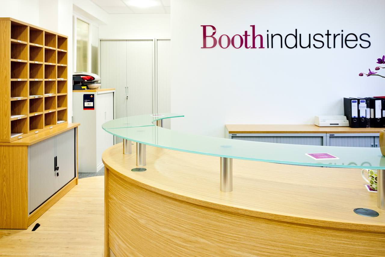 Reception desks, Bolton, Manchester, Cheshire, Lancashire, UK