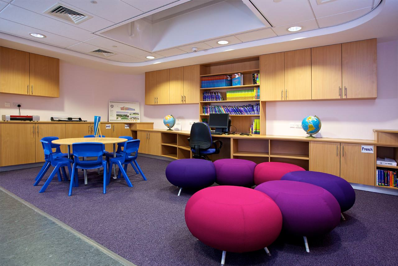 Classroom Design Consultant ~ Primary schools bursting at the seams whitespace