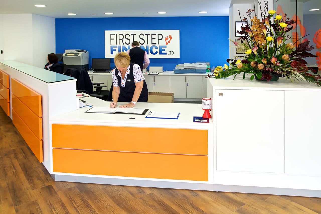 Reception redesign Bolton, Manchester, Lancashire, Cheshire, Liverpool, Birmingham, Leeds, UK