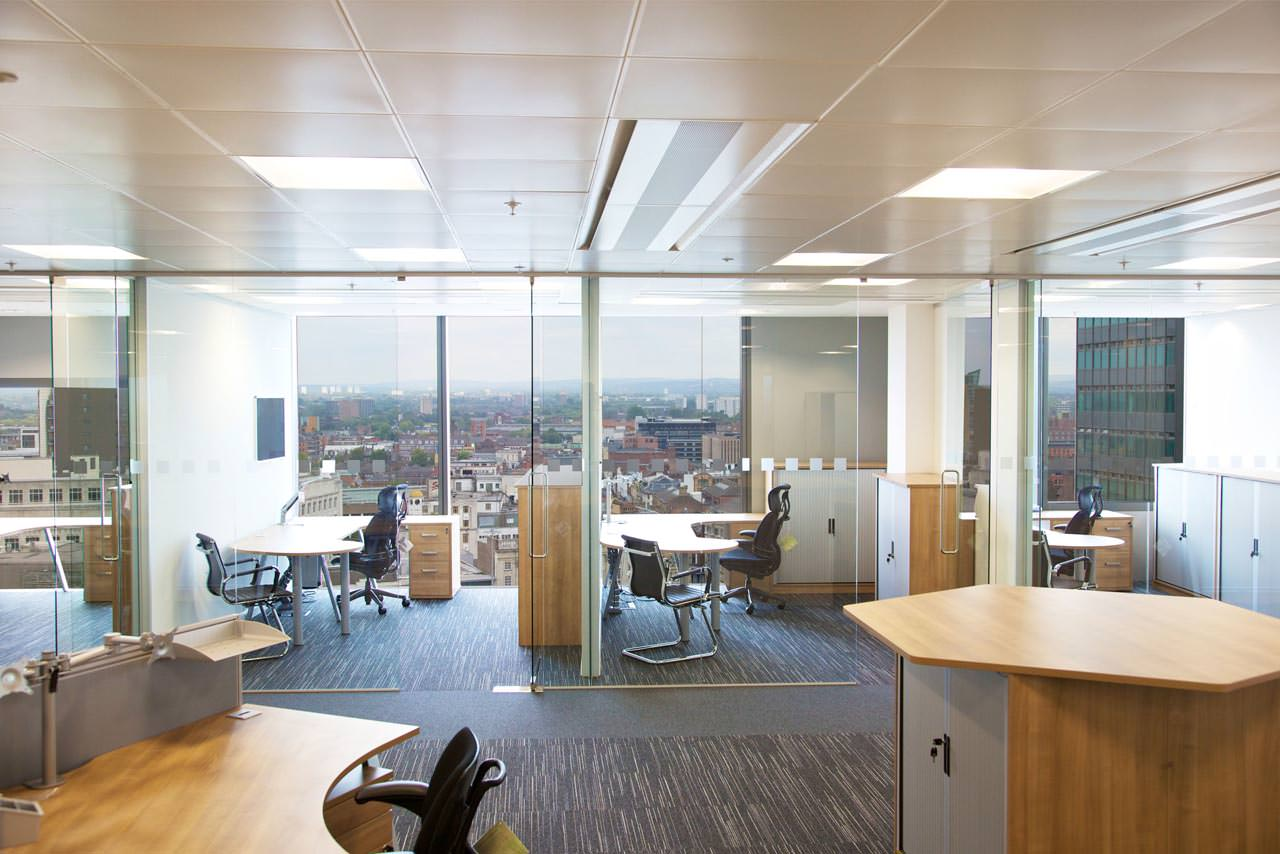 Office screen panels, Bolton, Manchester, Cheshire, Lancashire, Liverpool, Leeds, UK