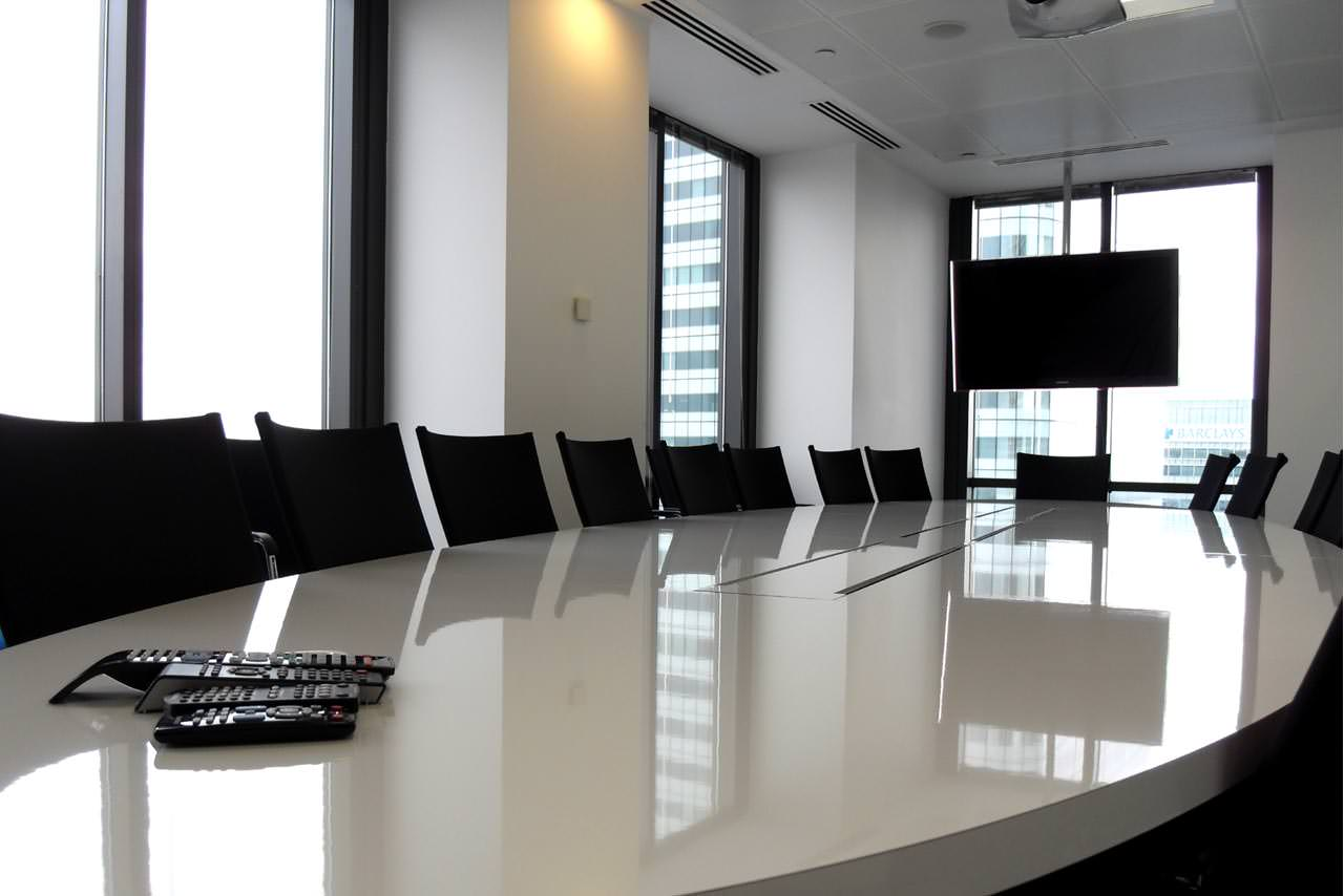 Executive Conference Room Seating