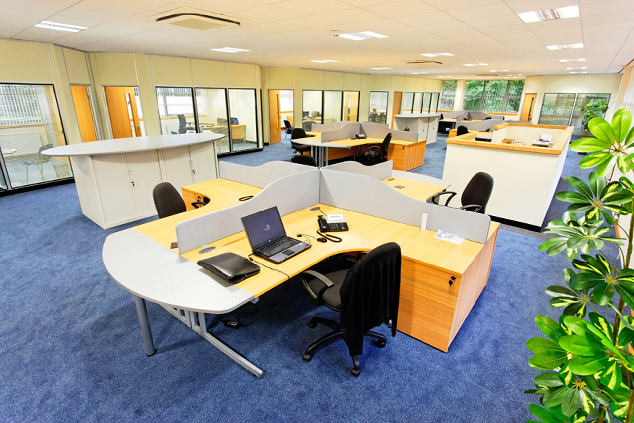 office fit out company office space planning bolton