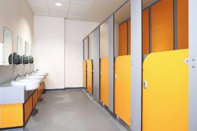 School washrooms manchester