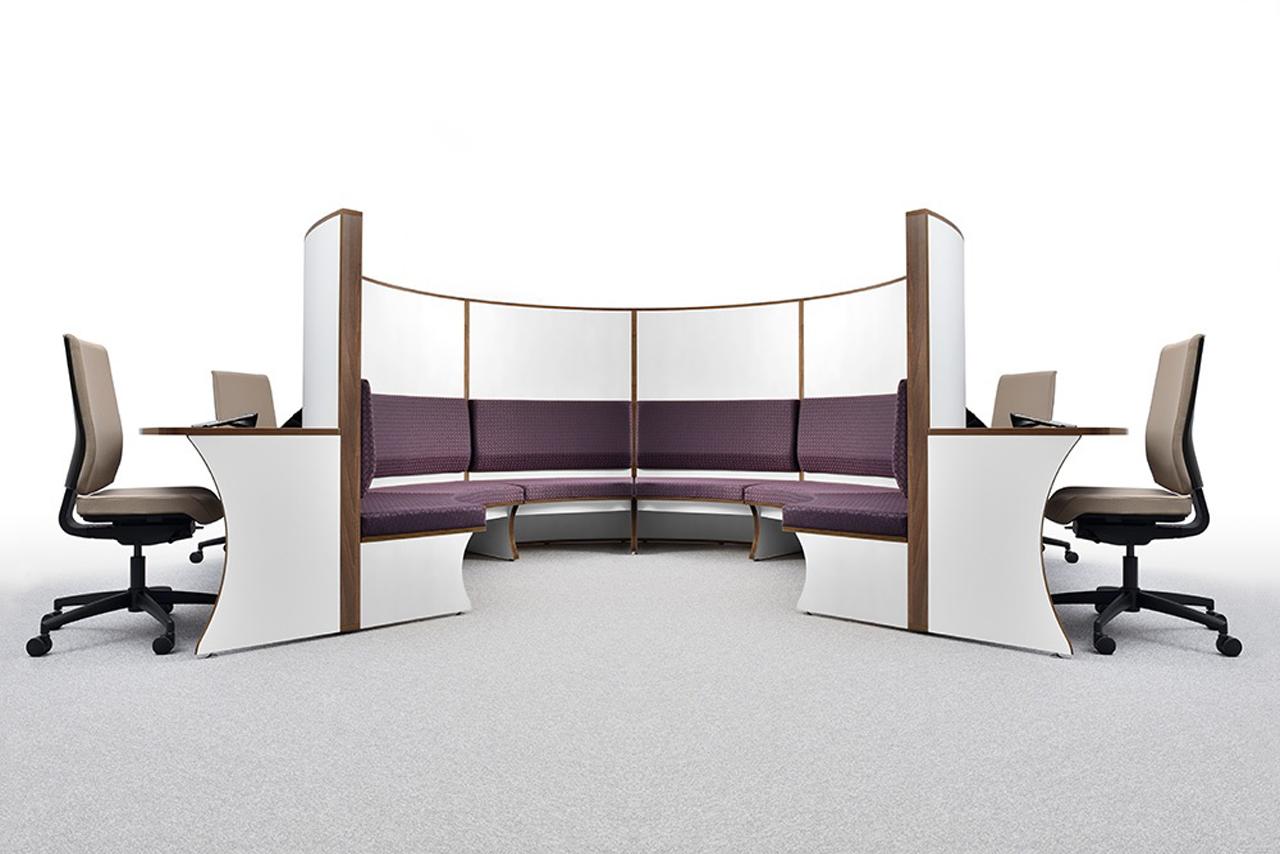 Bespoke office furniture sales