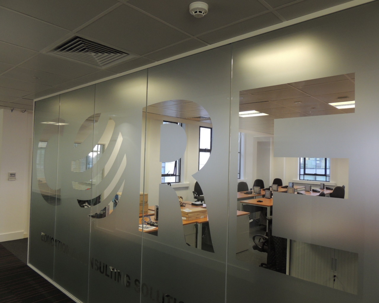 Time for an office refit bolton manchester cheshire for Office refit