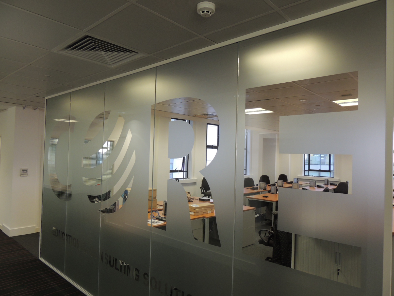 Glass Room Dividers Bolton Manchester Cheshire