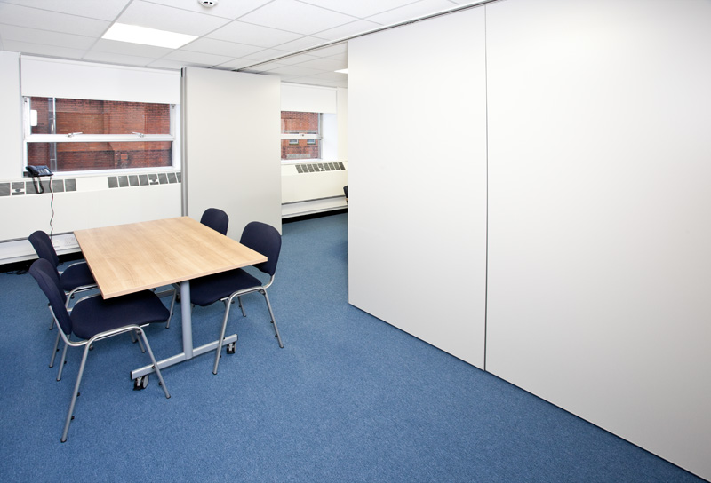 Office partitioning Warrington, Macclesfield, Altrincham, Northwich, Sandbach and Crewe