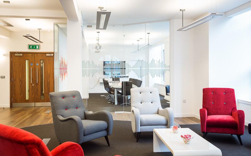 Office refurb ideas, Bolton, Manchester, Lancashire, Cheshire, Liverpool, Birmingham, Leeds, UK