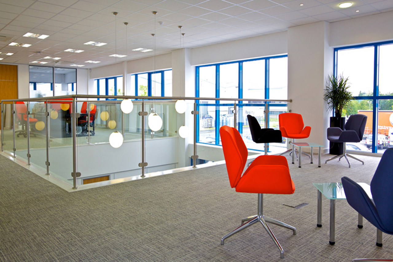 Office design and build, Bolton, Manchester, Lancashire, Cheshire, Liverpool, Birmingham, Leeds, UK