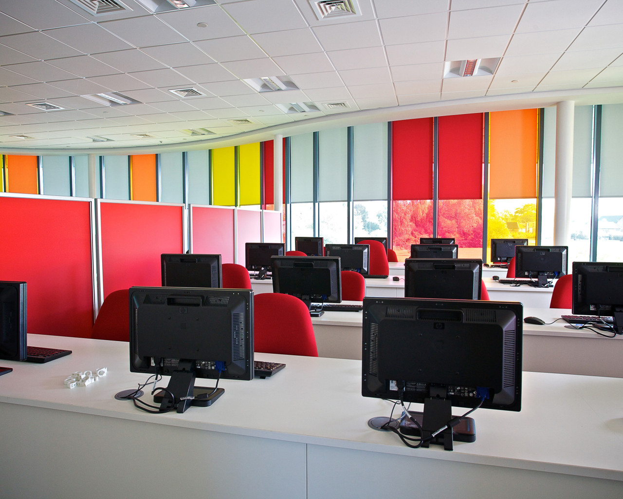 ICT suites for schools, ICT suite design, Bolton, Manchester, Cheshire, Lancashire, Liverpool