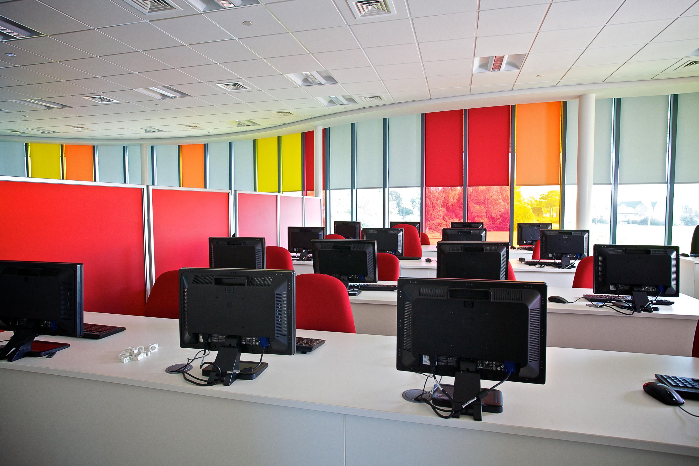 Classroom Design Standards Uk ~ Ict suites for schools suite design bolton