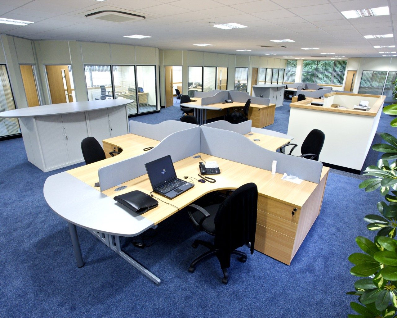 Office space planning, Yorkshire, Leeds, Huddersfield, Halifax, Bradford, Wakefield.