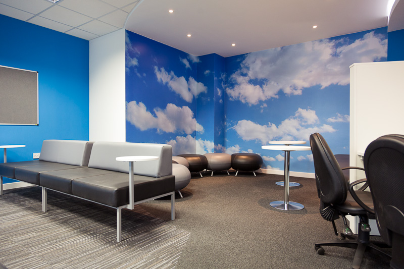 Office space interior design, Bolton, Manchester, Lancashire, Cheshire, Liverpool, Birmingham, Leeds, UK