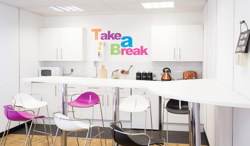 Corporate office design Birmingham, Stoke, Stafford, Wolverhampton, Midlands
