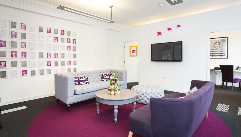 Office breakout area, Bolton, Manchester, Lancashire, Cheshire, Liverpool, Birmingham, Leeds, UK