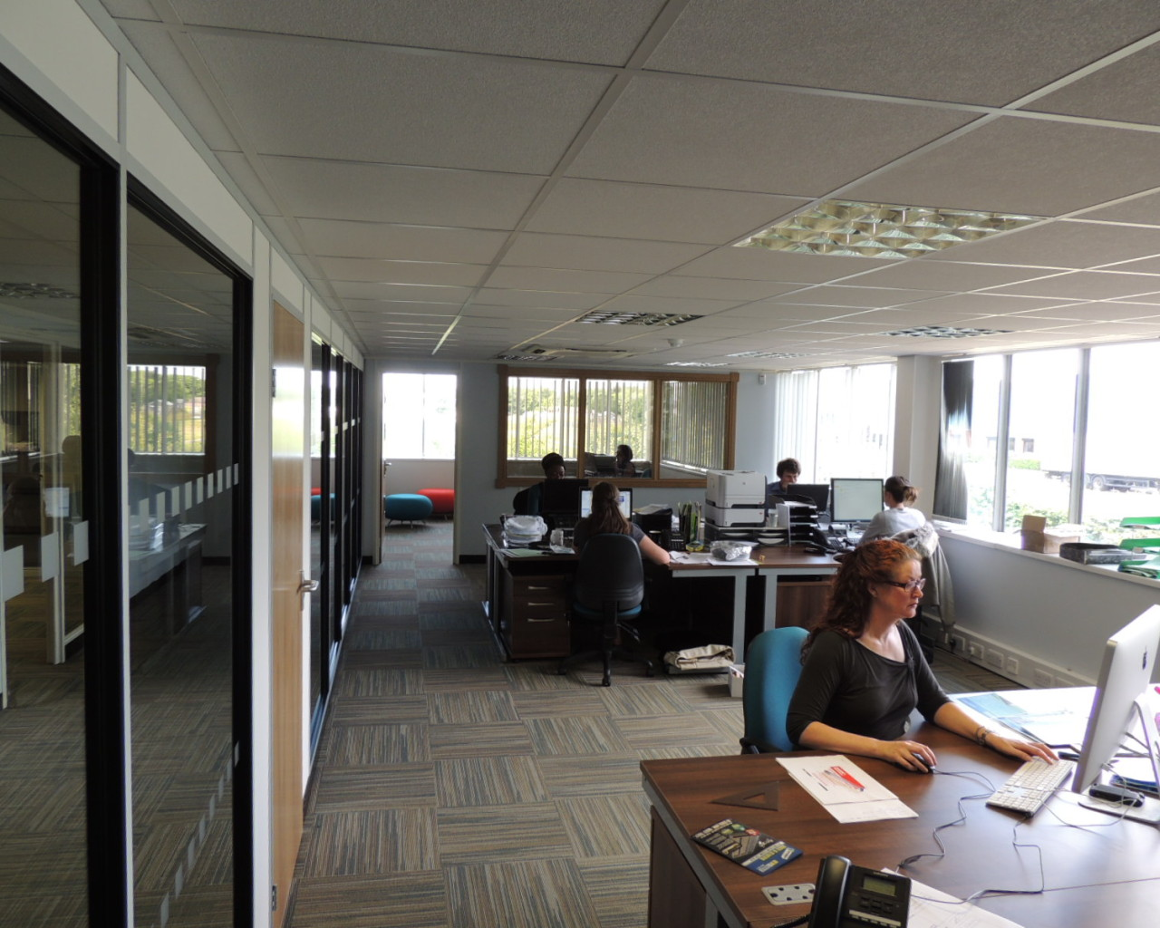 Office refurbishment services Skelmersdale, Wigan, St Helens, Widnes, Runcorn, and Chester
