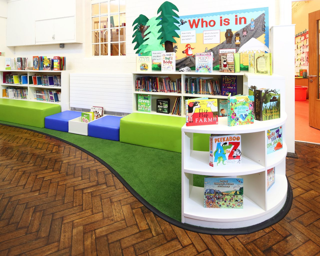 School Libraries Library Designs Bolton Manchester
