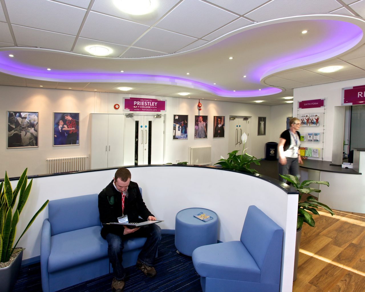 reception areas. Reception Areas In Schools, Manchester, Leeds E