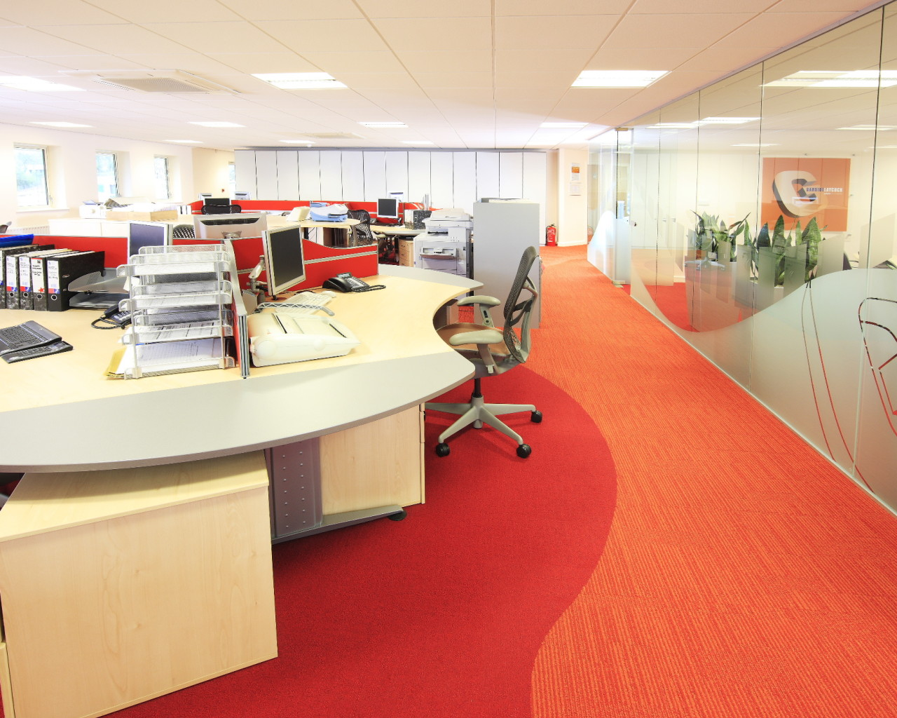Corporate office design Stockport, Bury, Oldham, Rochdale, Burnley, Salford