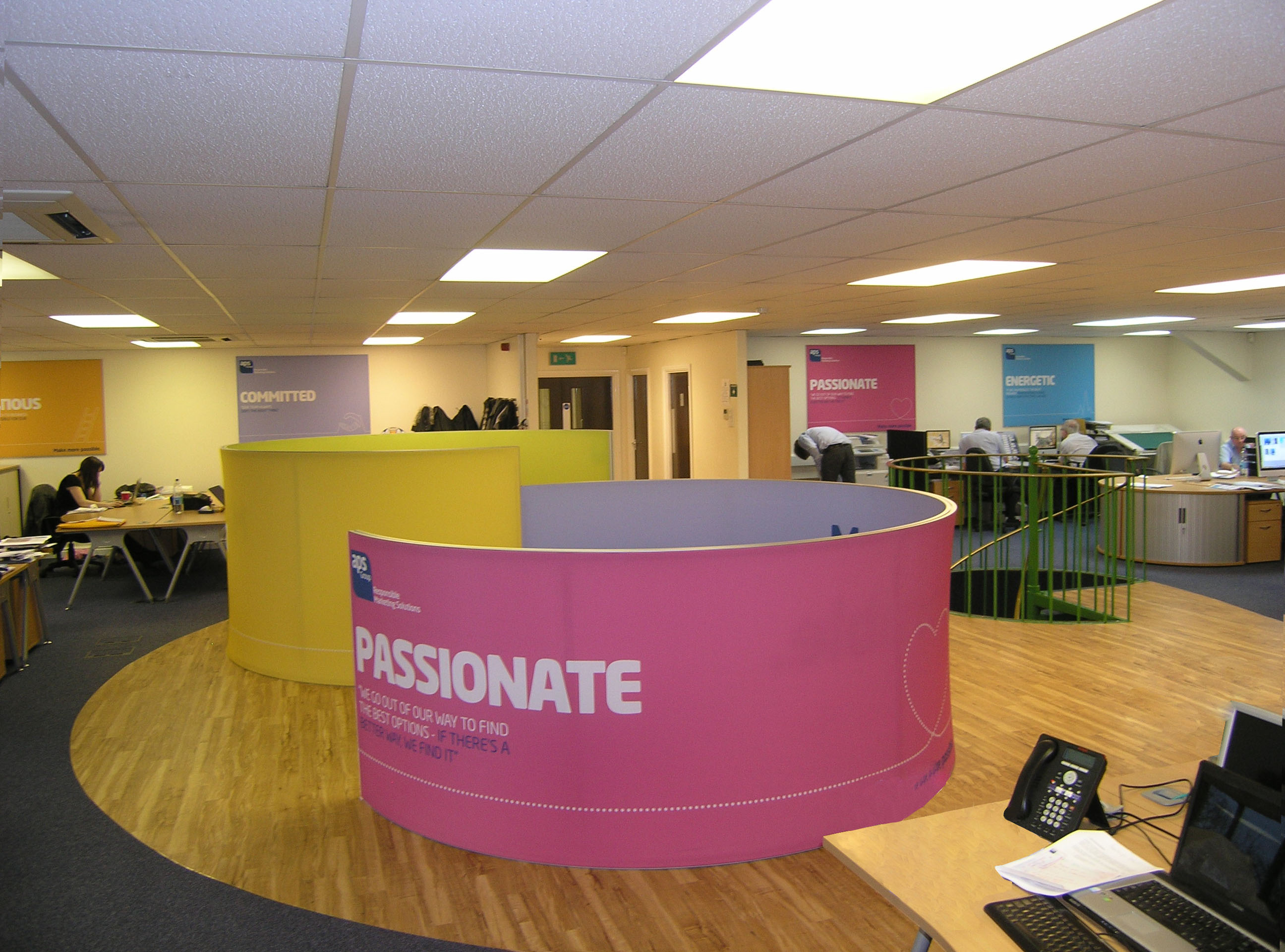 Office fit out north wales queensferry colwyn wrexham for Furniture queensferry