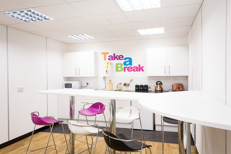 Office refurbishment services Blackburn, Blackpool, Blackpool and Preston