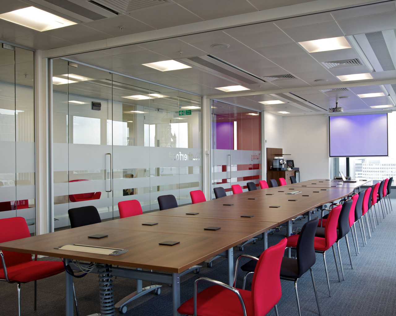 Office interior redesign interior office design for Redesign office space