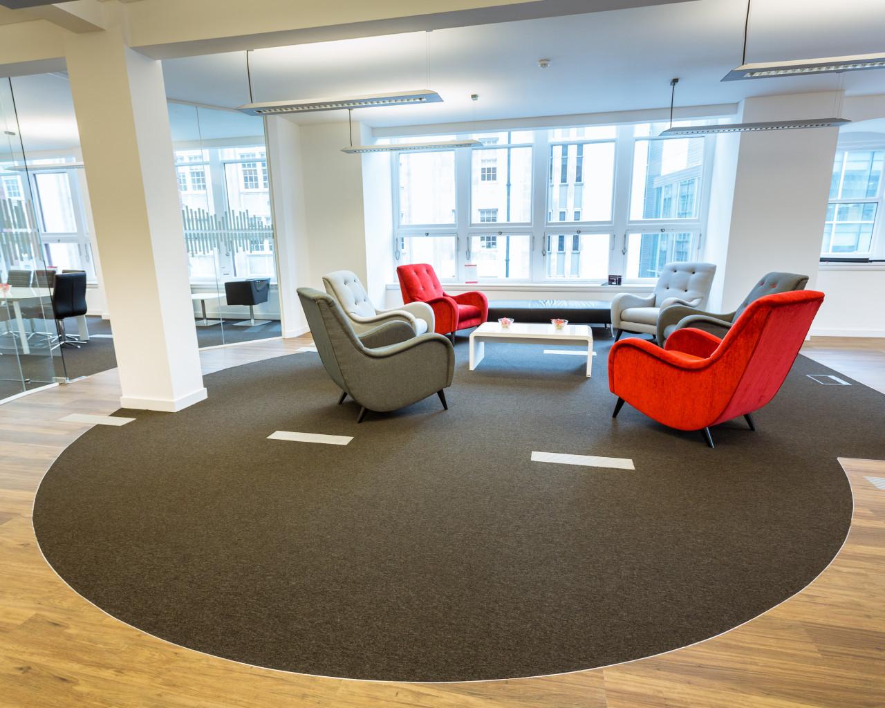 Office interior design services bolton manchester for Office interior decoration services