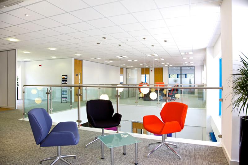 Office interior design North Wales, Queensferry, Colwyn, Wrexham, Flint.