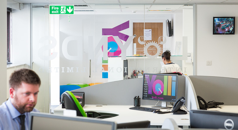 Office interior design Blackburn, Blackpool, Preston, Lancashire