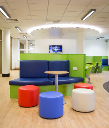 Classroom designs manchester