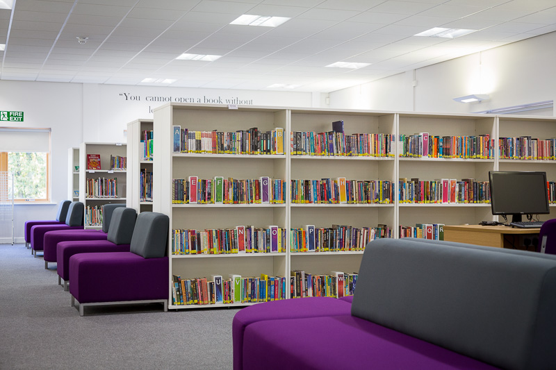 School fit out & design Stockport, Bury, Oldham, Rochdale, Burnley, Salford