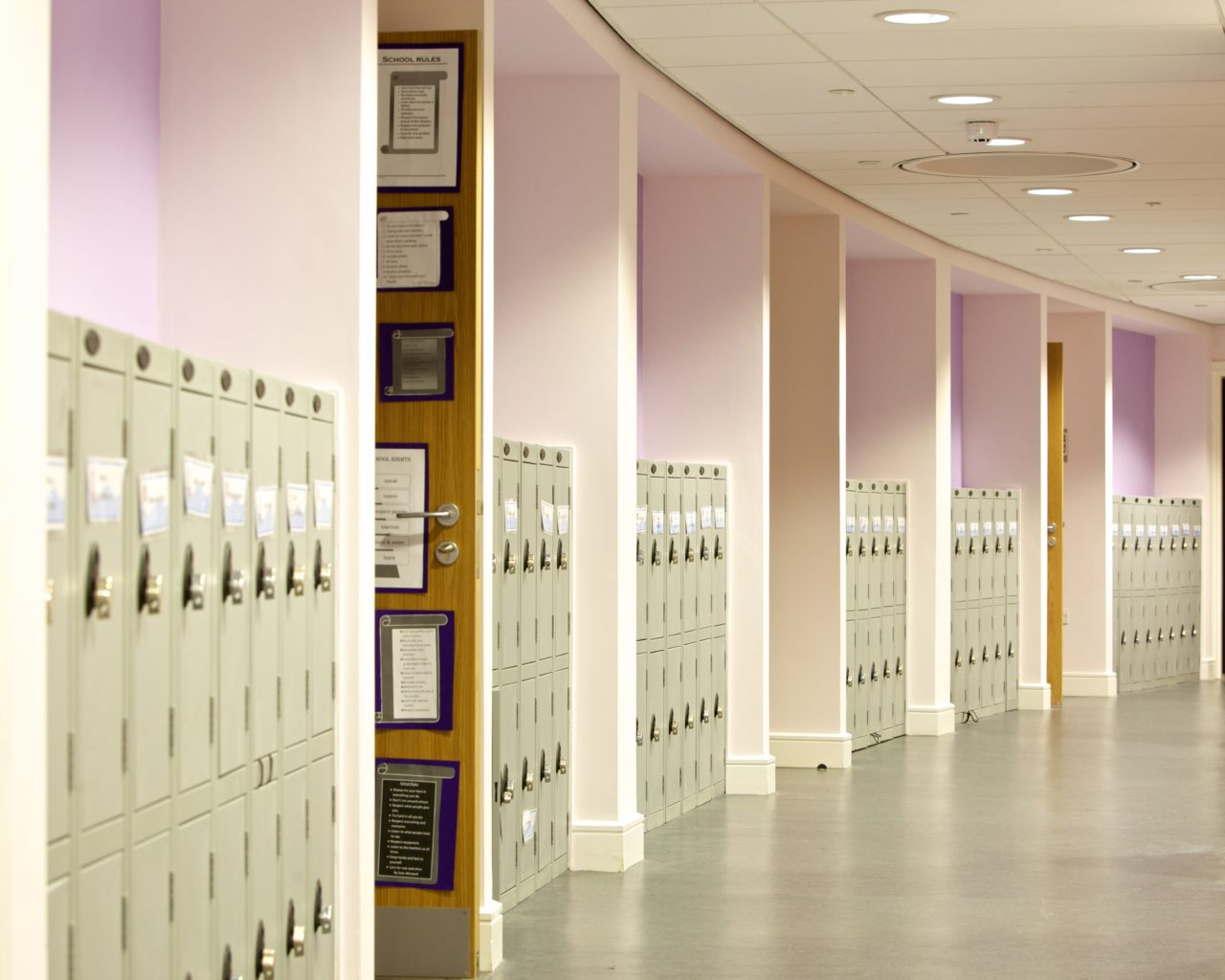School fit out and design, Yorkshire