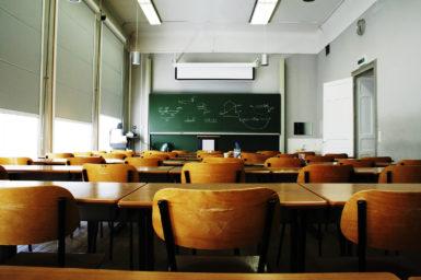 Classroom design, Manchester, Leeds, Liverpool