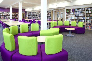 school library, manchester bolton
