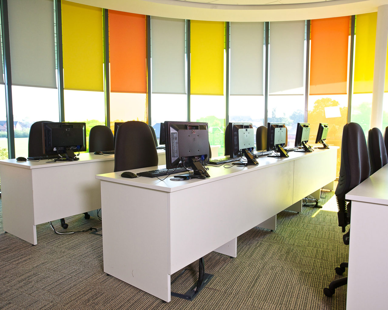 ICT Suites Yorkshire, Leeds, Huddersfield, Halifax, Bradford, Wakefield.