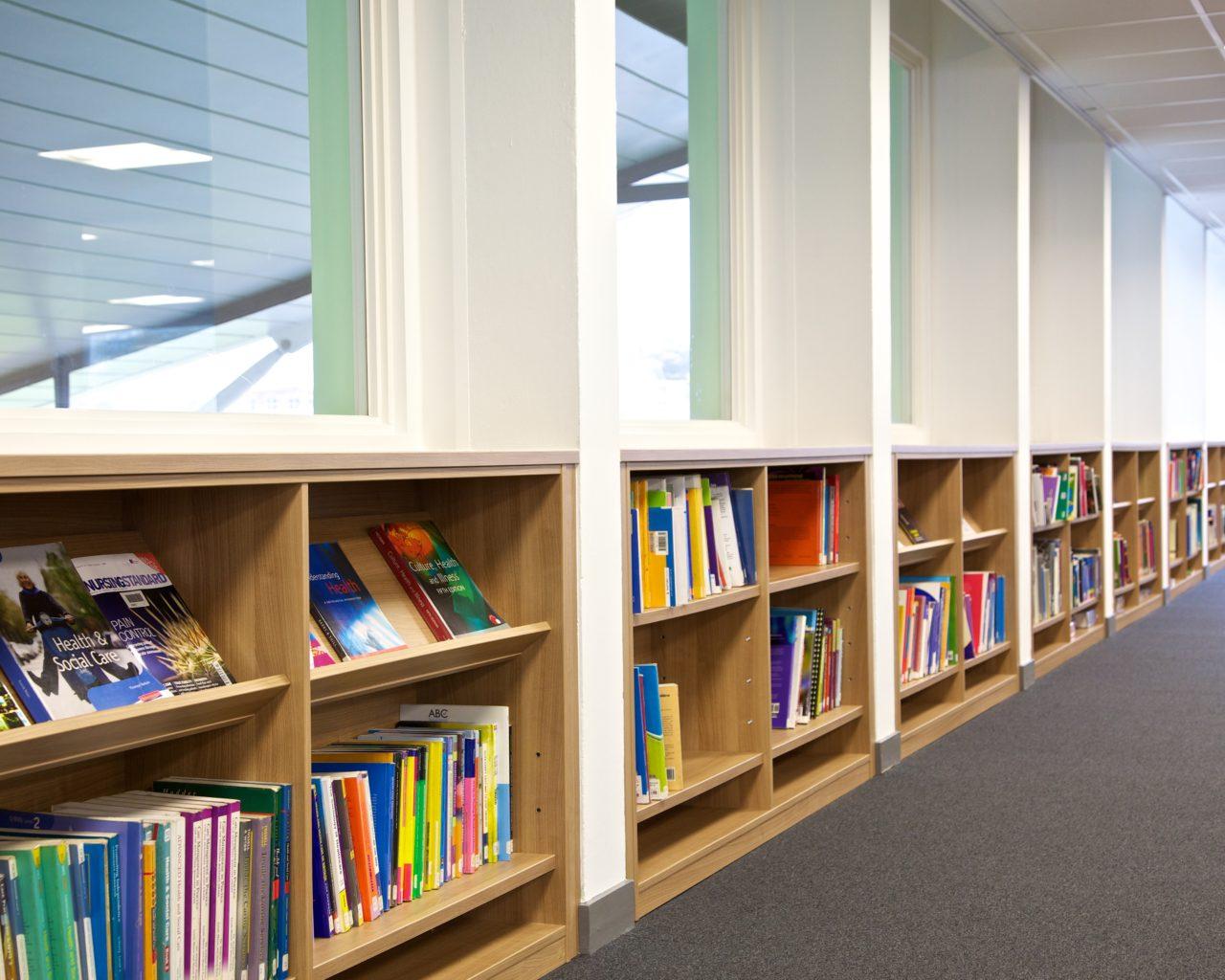 School libraries, Yorkshire, Leeds, Huddersfield, Halifax, Bradford, Wakefield