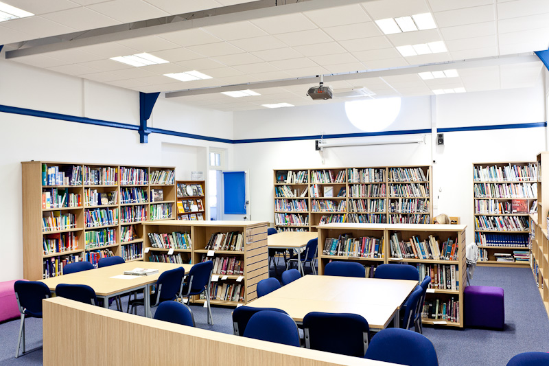 School Libraries, Stockport, Bury, Oldham, Rochdale, Burnley, Salford
