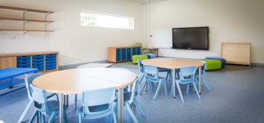 school refurbishment, Manchester